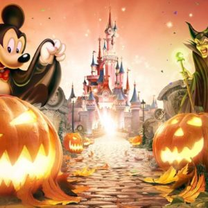 Disneyland Paris Festival Halloween Voyages Degrève