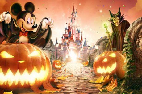 Disneyland Paris Festival Halloween Voyages Degrève