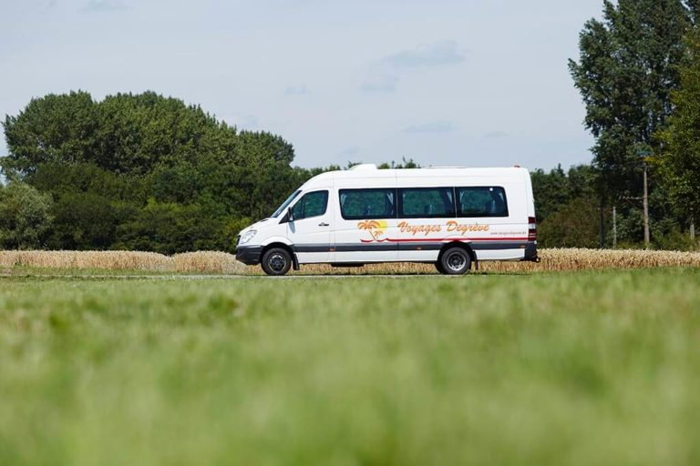 Mercedes Sprinter | 23 places