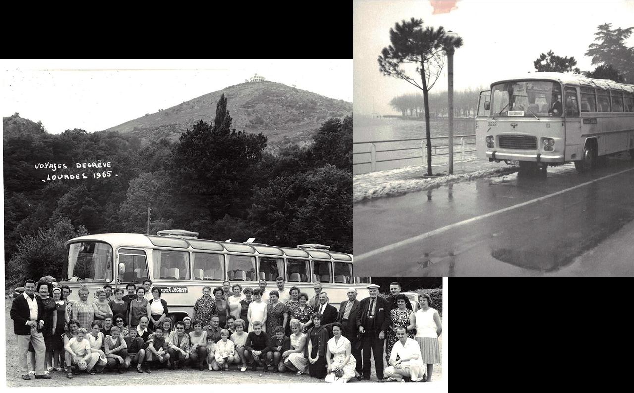 Voyages Degrève Vintage