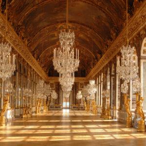 Voyage au chateau de Versailles avec les Voyages Degrève