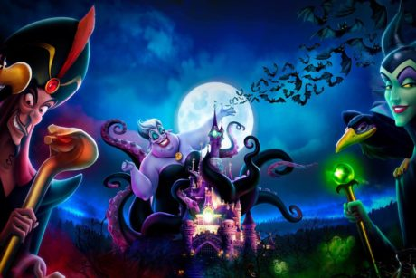 Disneyland Paris Nocturne Halloween avec les Voyages Degrève