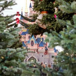 Disneyland Paris Noel avec les Voyages Degrève