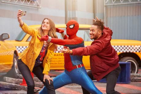 Marvel et Disneyland avec les Voyages Degrève