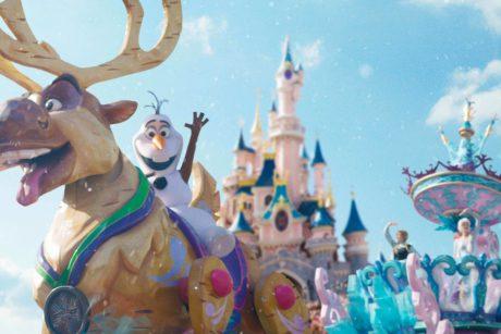 Disneyland Paris avec les Voyages Degrève