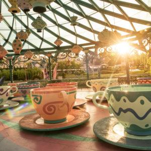 Disneyland avec les Voyages Degrève